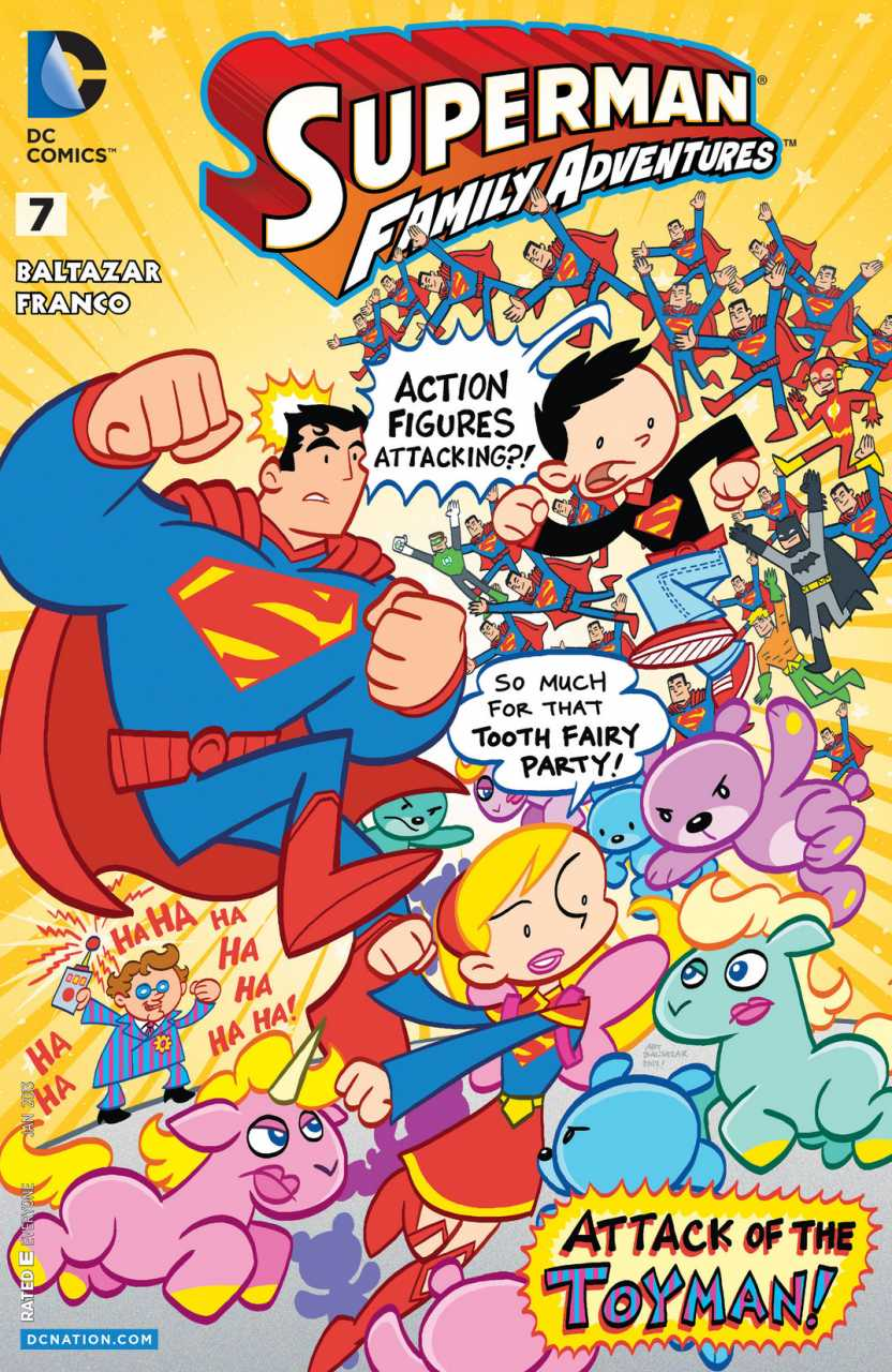 Superman Family Adventures Vol 1 7