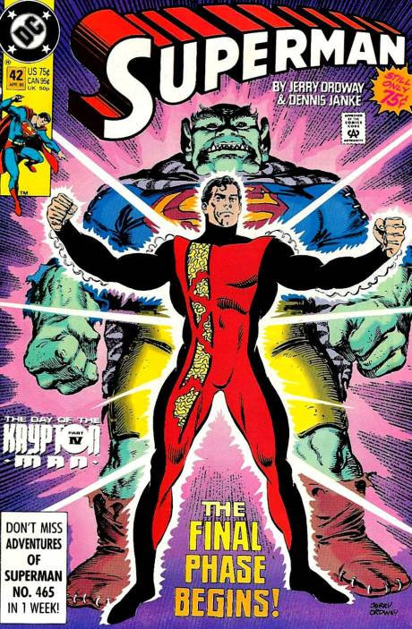 Superman: The Day of the Krypton Man