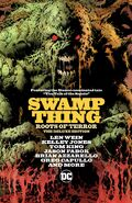 Swamp Thing Roots of Terror The Deluxe Edition