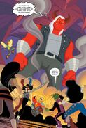 Trigon DC Super Hero Girls 0001