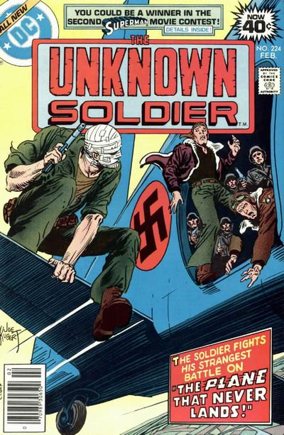 Unknown Soldier Vol 1 224