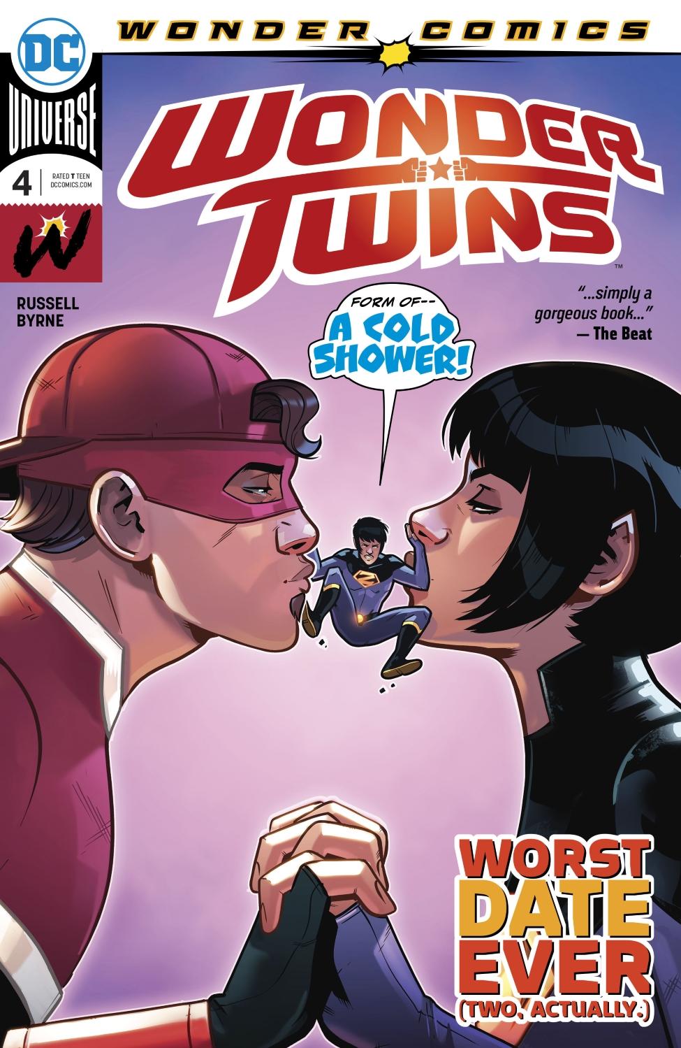 Wonder Twins Vol 1 4