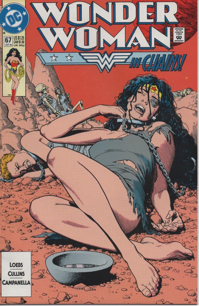 Wonder Woman Vol 2 67