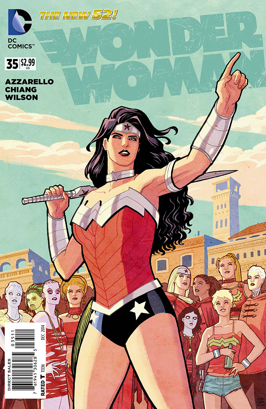 Wonder Woman Vol 4 35