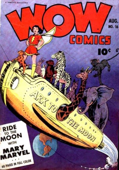 Wow Comics Vol 1 16