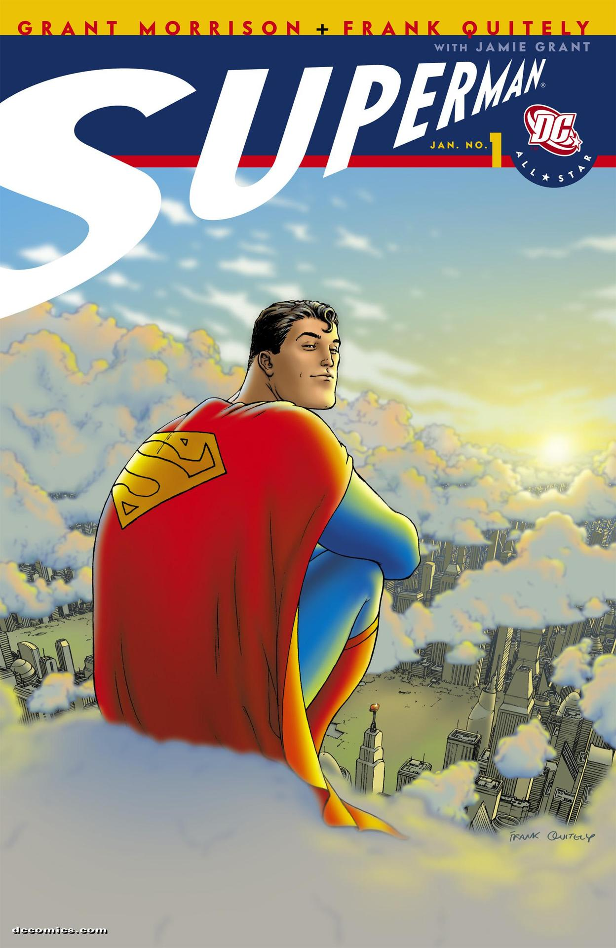 All-Star Superman Vol 1 1