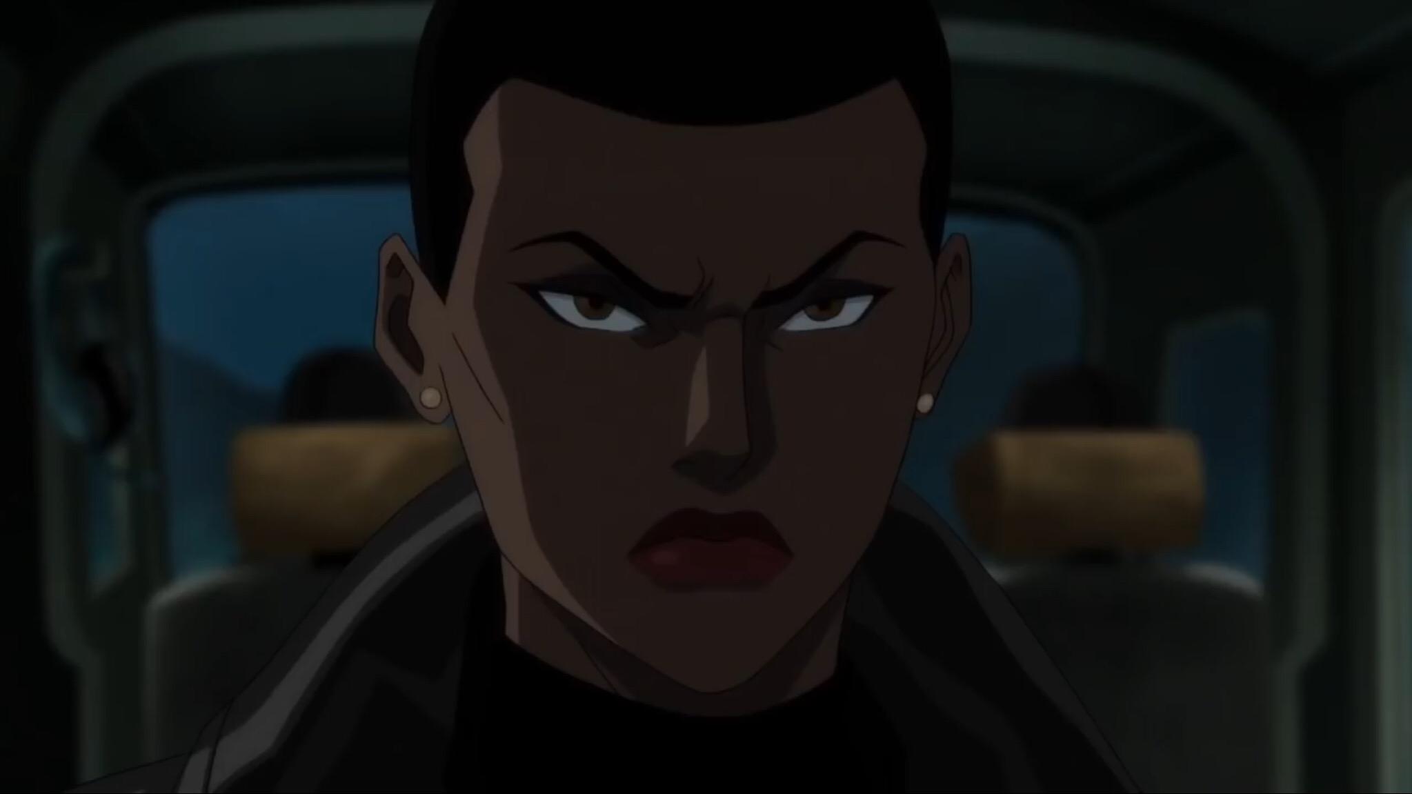 Amanda Waller (DC Animated Movie Universe)