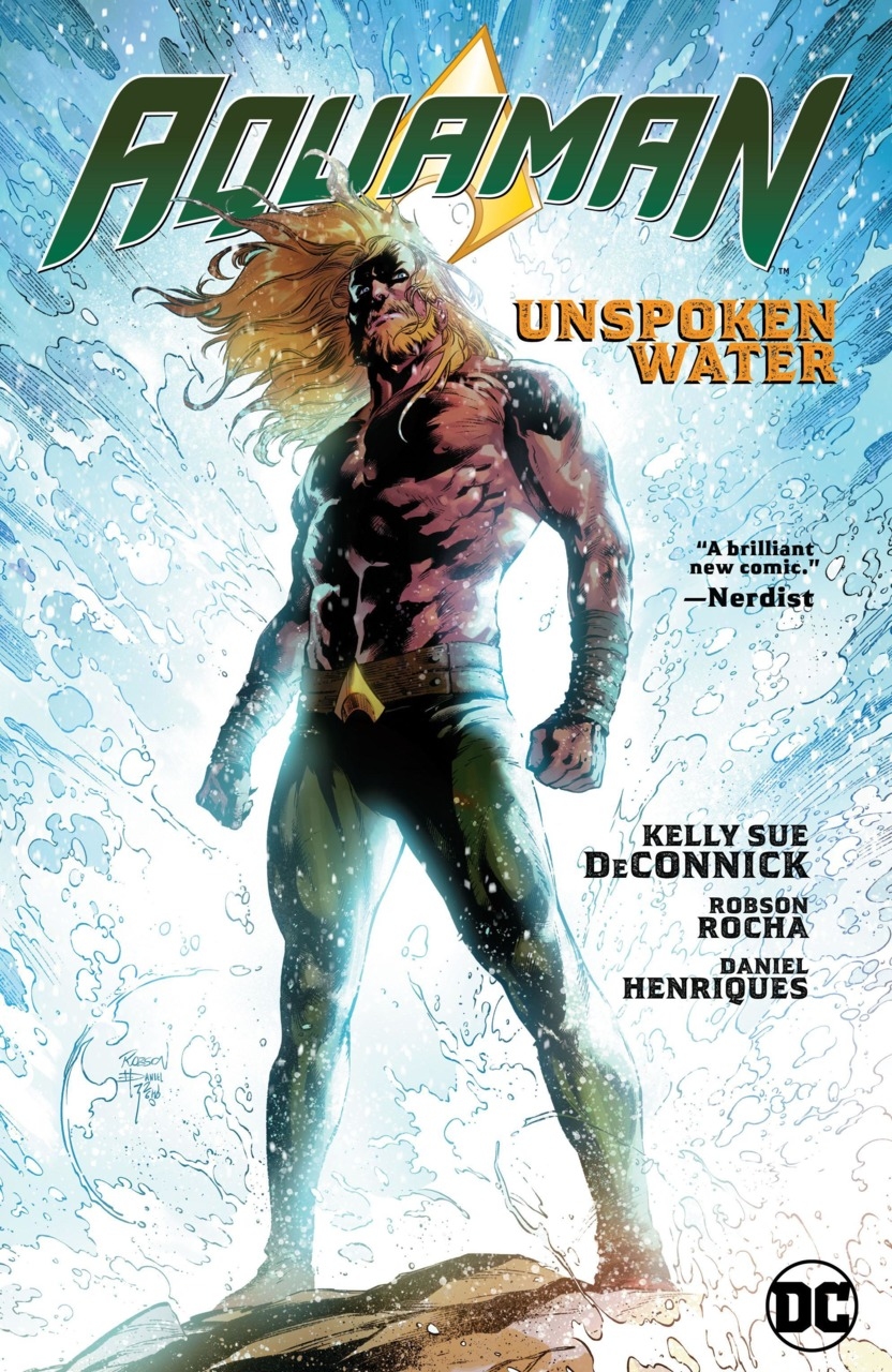 Aquaman: Unspoken Water (Collected)