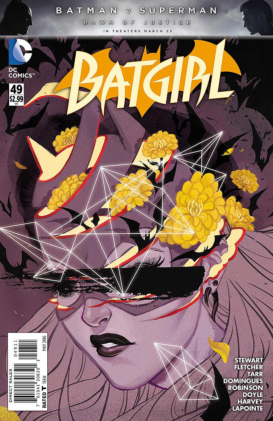Batgirl Vol 4 49