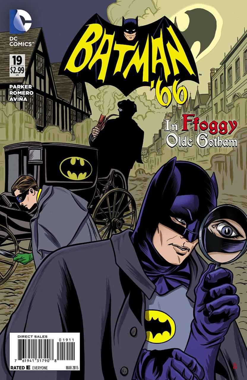 Batman '66 Vol 1 19