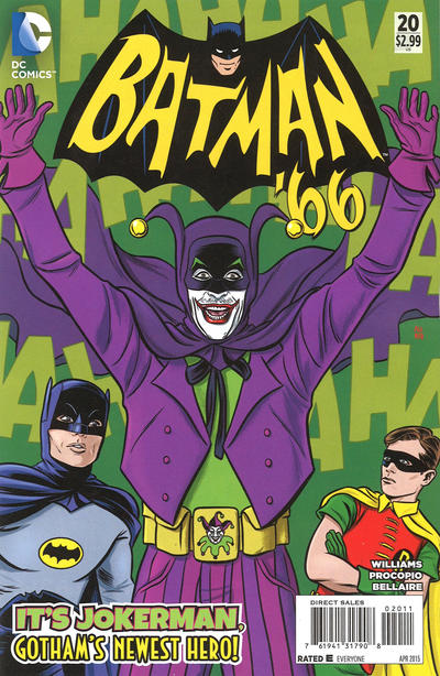 Batman '66 Vol 1 20