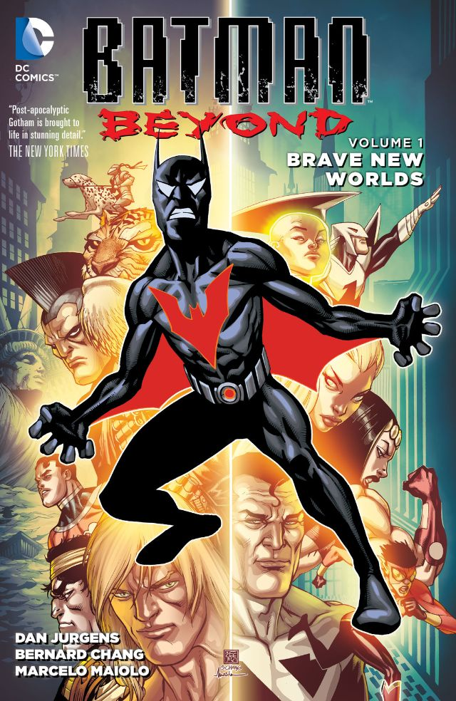 Batman Beyond: Brave New Worlds (Collected)