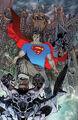 Batman Superman Vol 1 1 Textless March Variant