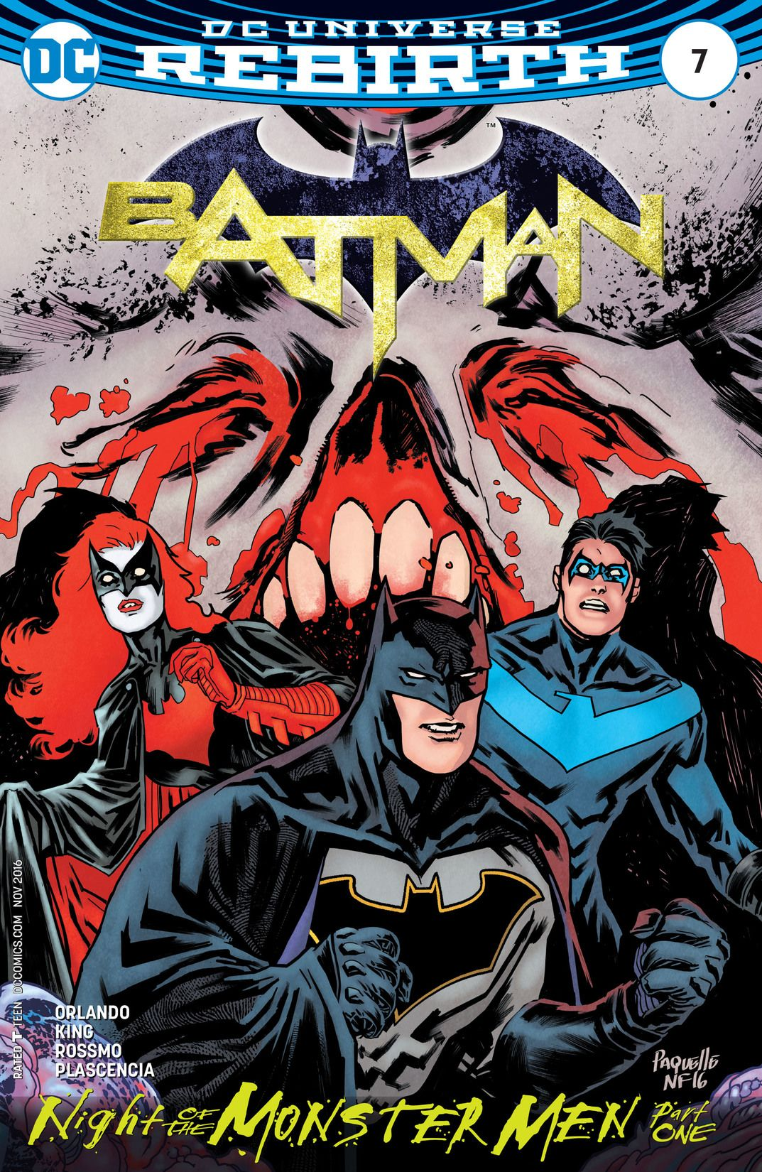 Batman Vol 3 7