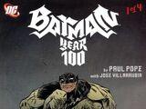 Batman: Year 100 Vol 1 1
