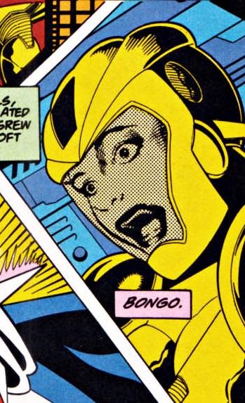 Bongo (Team Titans)