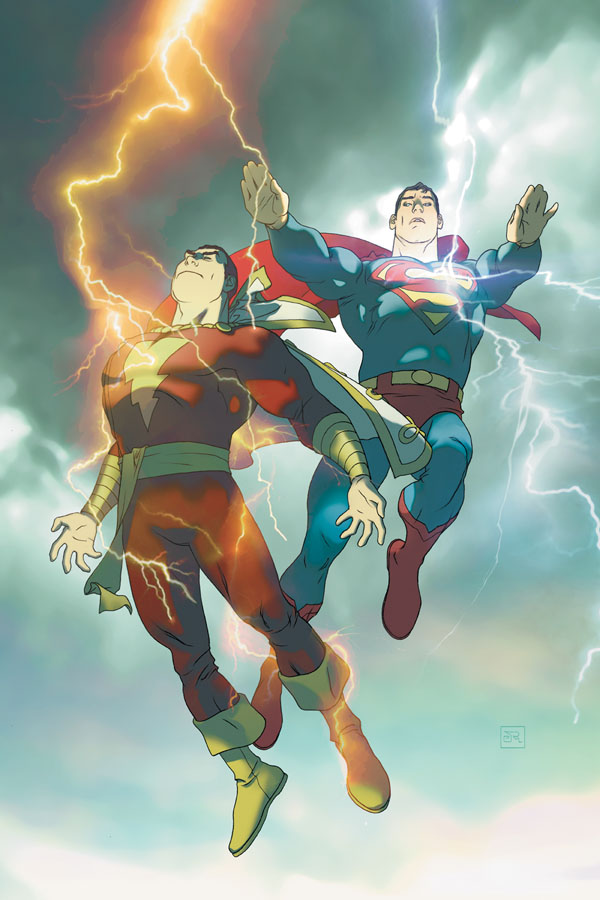 Superman/Shazam!: First Thunder (Collected)