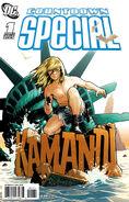 Countdown Special Kamandi Vol 1 1
