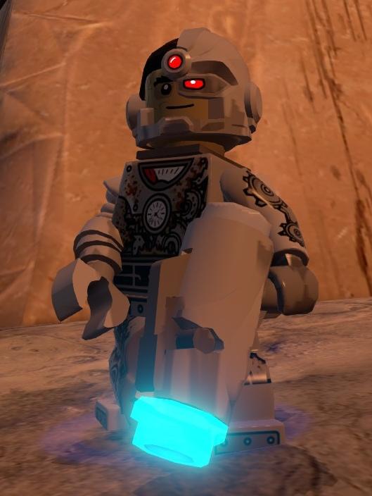 Cyzarro (Lego Batman)