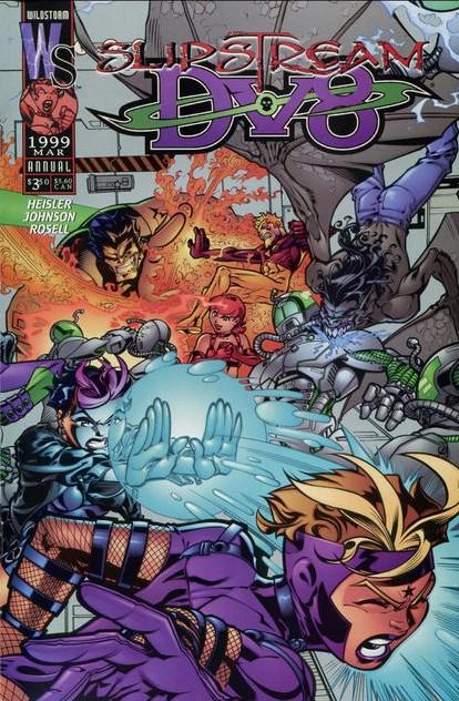 DV8 Annual Vol 1 1999