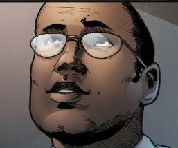 David Zavimbi (Smallville)