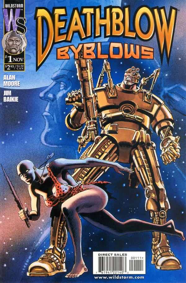 Deathblow: Byblows Vol 1