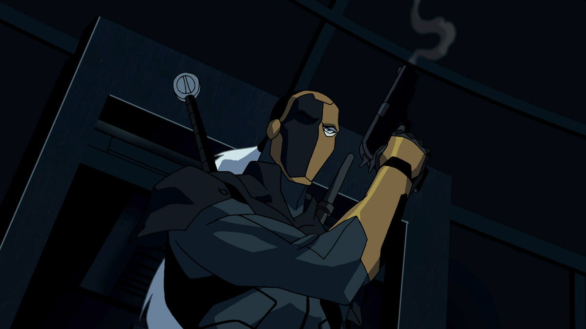 Slade Wilson (Earth-16)