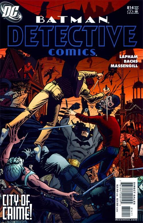 Detective Comics Vol 1 814