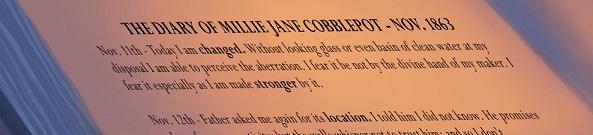 Diary of Millie Jane Cobblepot