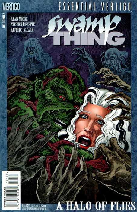 Essential Vertigo: Swamp Thing Vol 1 10