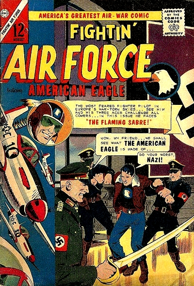 Fightin' Air Force Vol 1 50