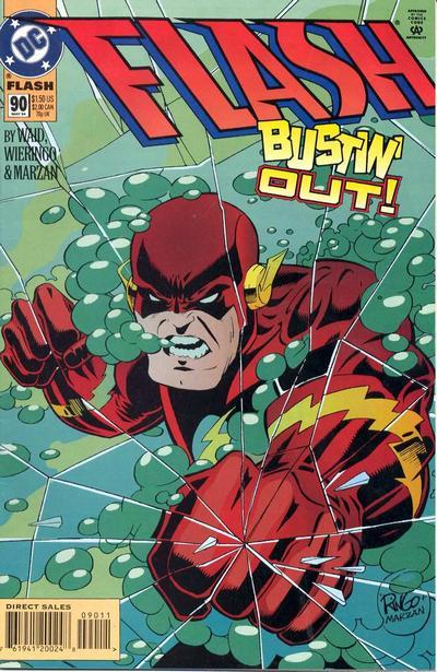 The Flash Vol 2 90