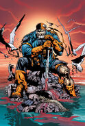 Flashpoint Deathstroke and the Curse of the Ravager Vol 1 1 Textless