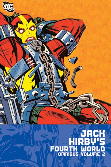 Jack Kirby's Fourth World Omnibus Vol. 2 (Collected)