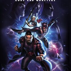 Justice League: Gods and Monsters (Movie)