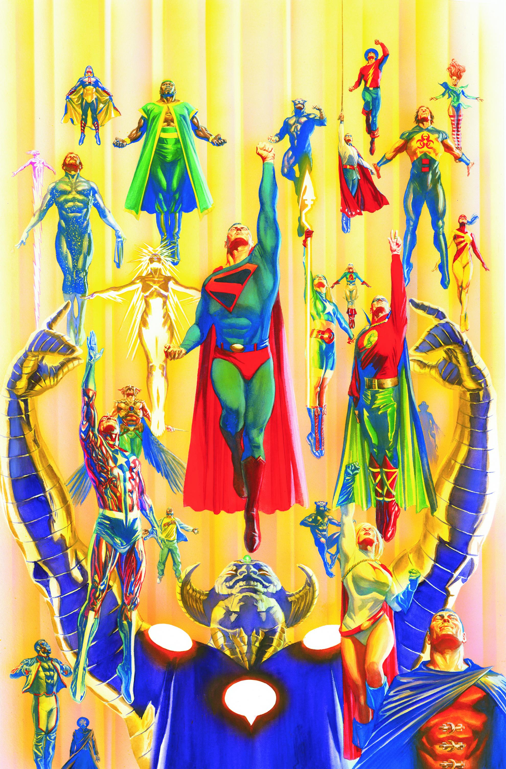 Justice Society of America Kingdom Come Special The Kingdom Vol 1 1 Textless.jpg