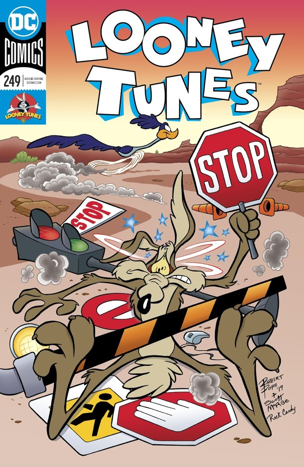 Looney Tunes Vol 1 249