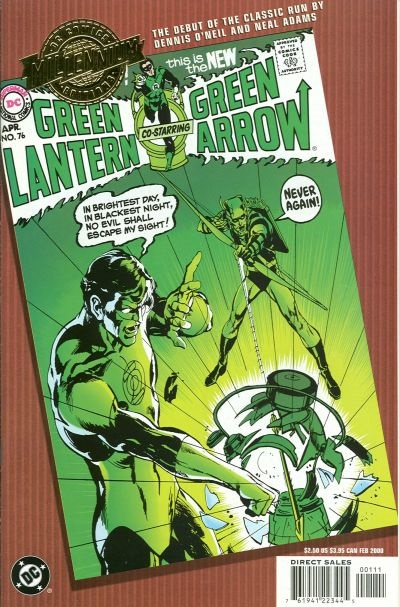 Millennium Edition: Green Lantern Vol 2 76