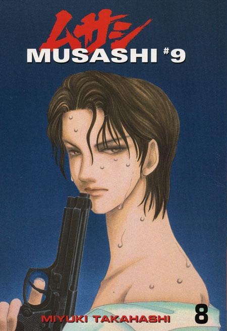 Musashi Number Nine Vol 1 8