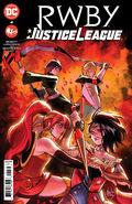RWBY Justice League Vol 1 4