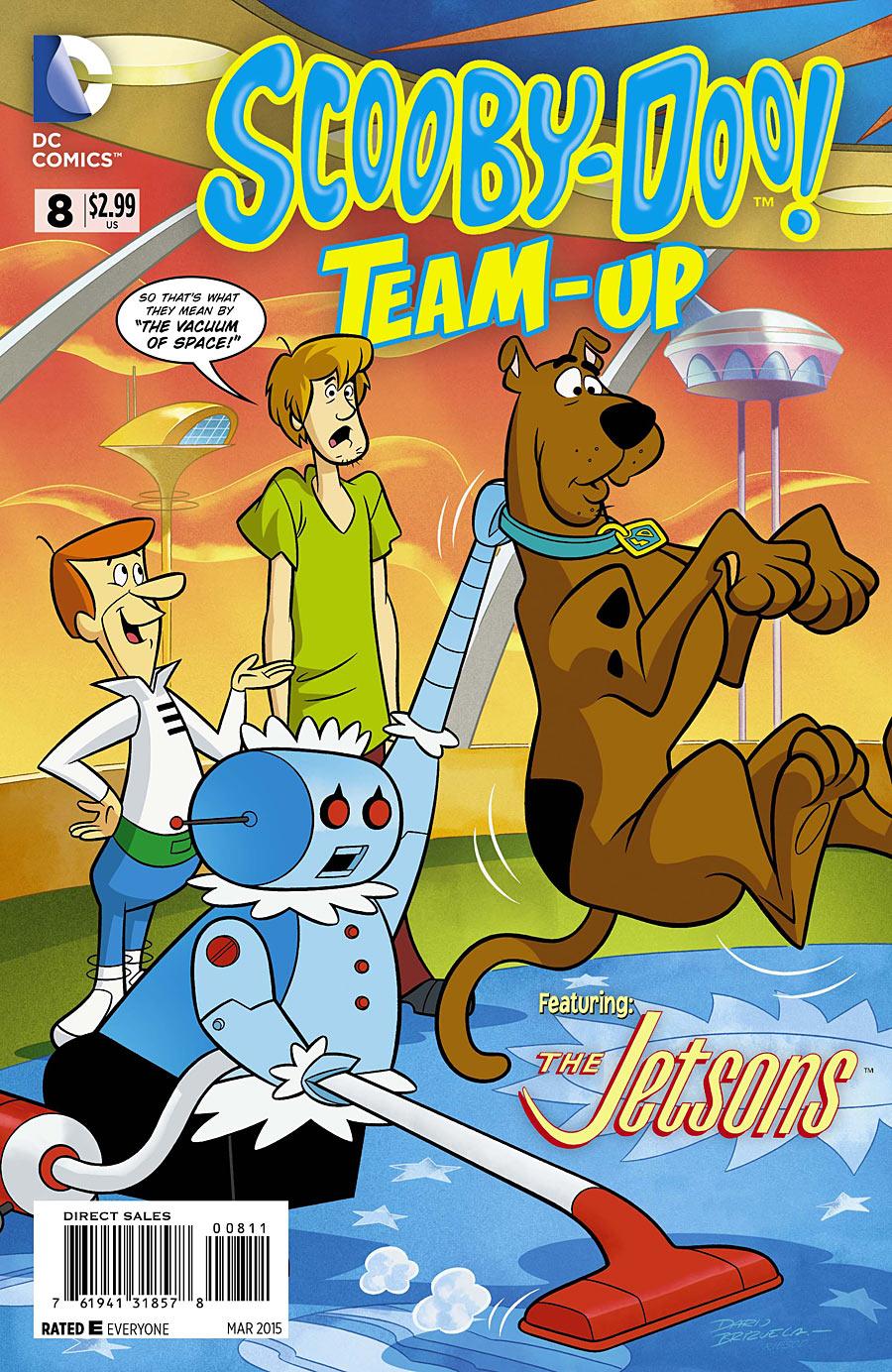 Scooby-Doo! Team-Up Vol 1 8