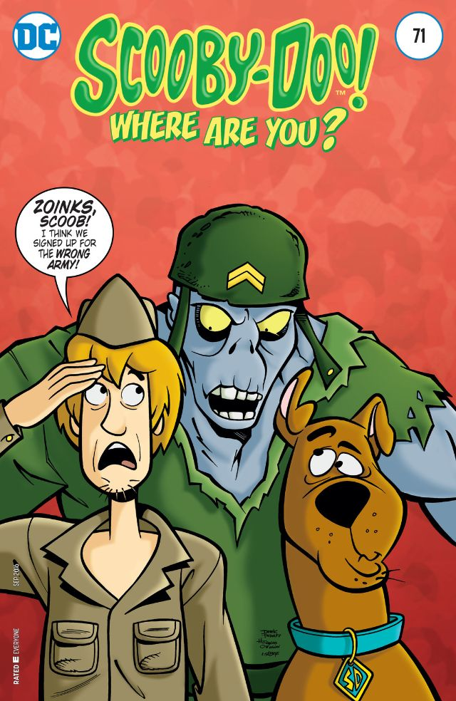 Scooby-Doo, Where Are You? Vol 1 71