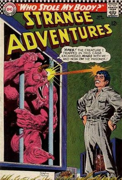 Strange Adventures Vol 1 199