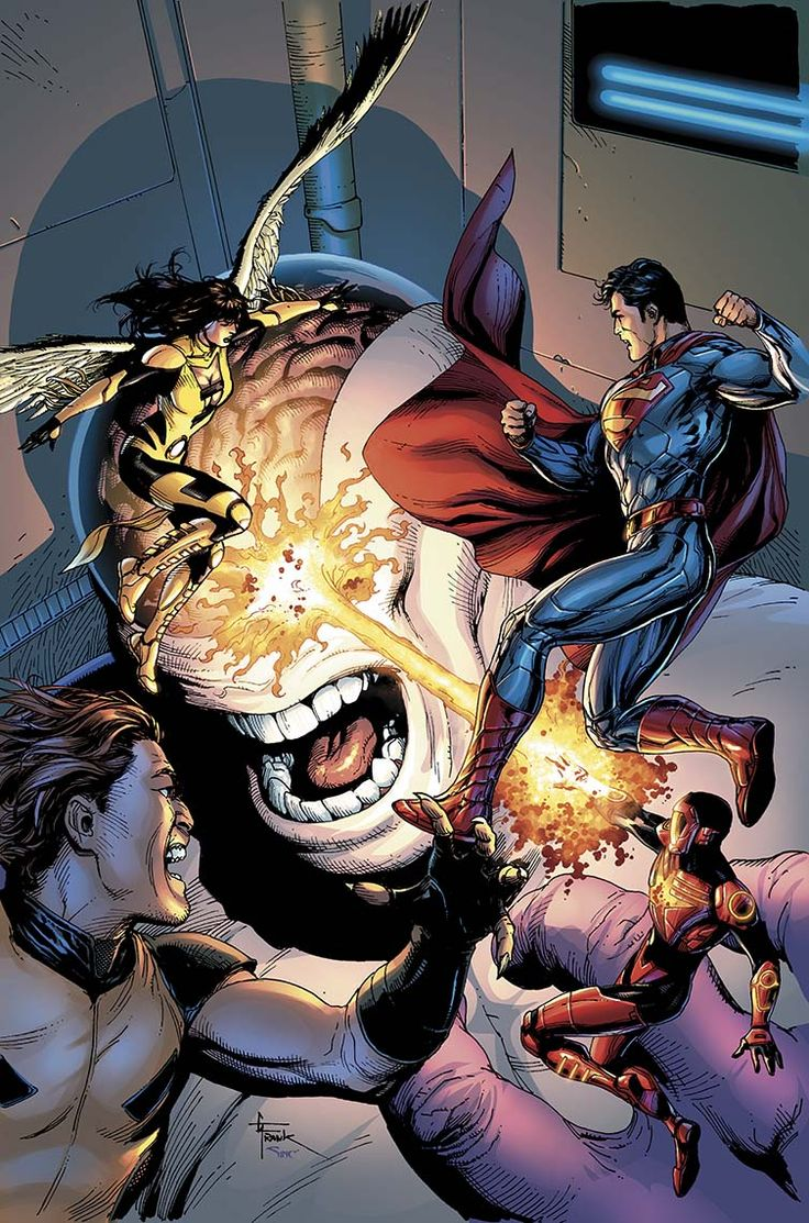 Superman Vol 3 40 Textless Frank Variant.jpg