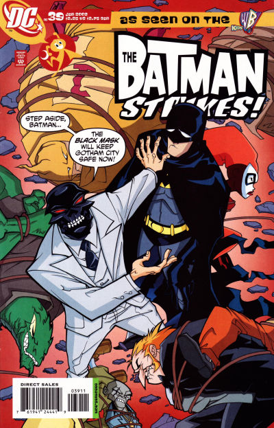 The Batman Strikes! Vol 1 39