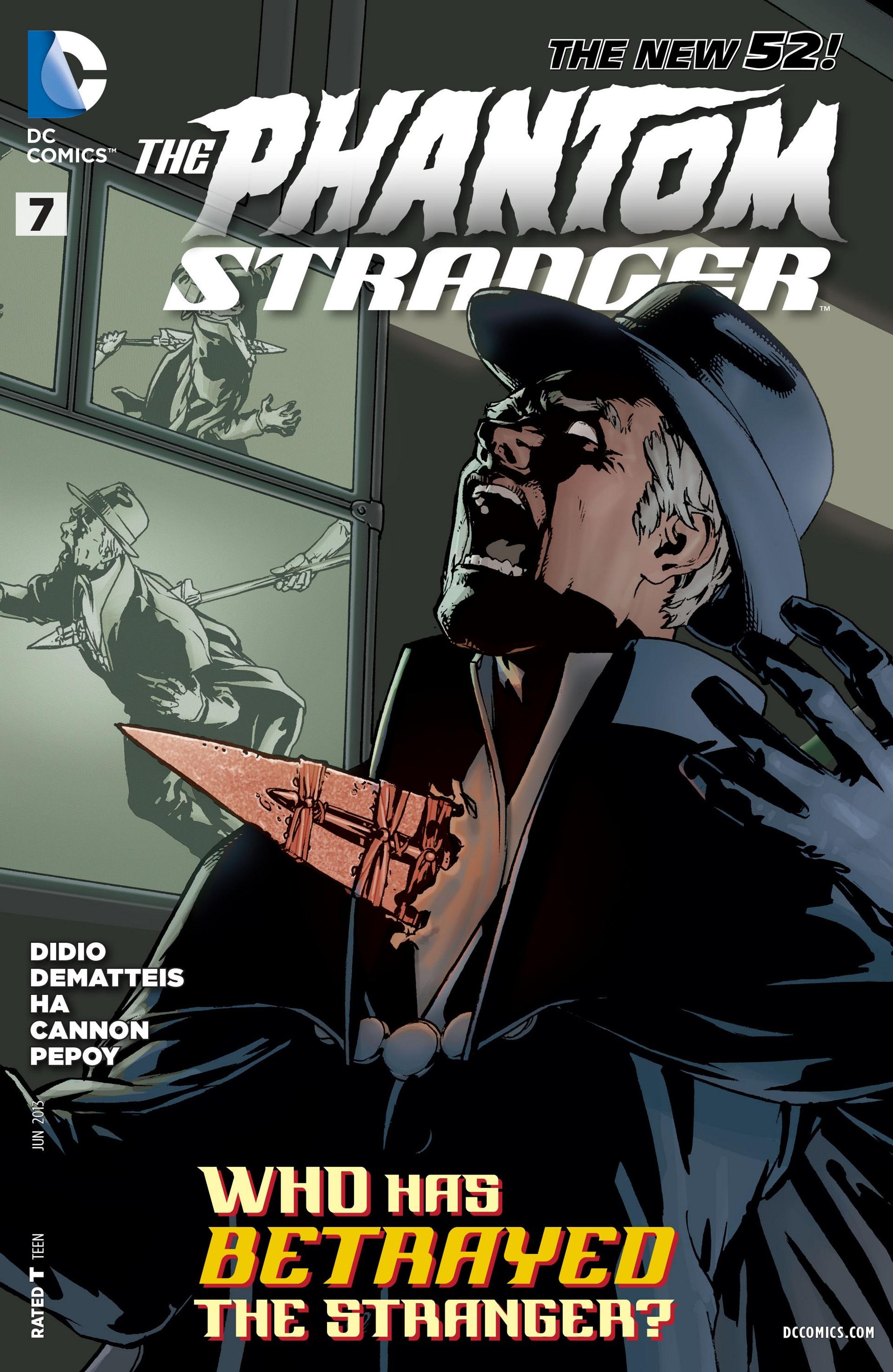 The Phantom Stranger Vol 4 7