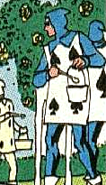 Four of Spades II (New Earth)