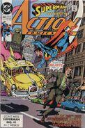Action Comics Vol 1 650