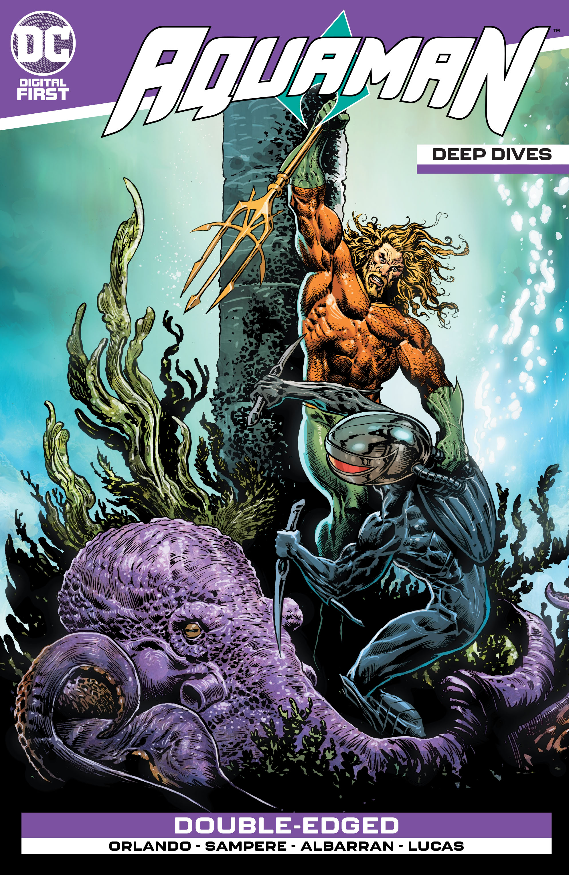 Aquaman: Deep Dives Vol 1 1 (Digital)