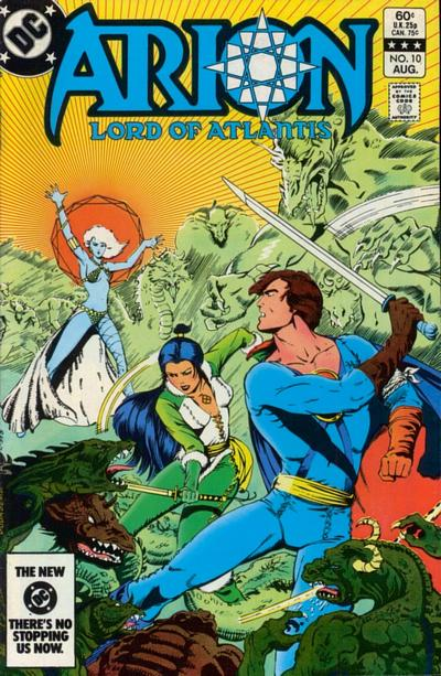 Arion Lord of Atlantis Vol 1 10